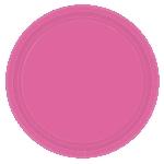 Plato  22.8cm Rosa Chicle