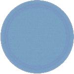 Platos 22.8cm Azul De Carton