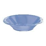 Plato Bowl Plastico 355Ml Azul Pastel Nuevo