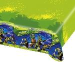 OUTLET: Mantel Plas 120 x 180cm Tortugas Ninja Mutanes