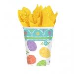 Vasos de Pascua Encantadora - Vasos de Papel 266ml