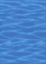 Decorado de pared Ocean Blue Room Scene Setters - 4 Rolls