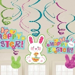 Espirales Colgantes de Pascuas - 60cm - Semana Santa