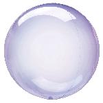 18 / 45cm Clearz Cristal Morado