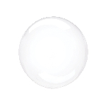 12 / 30cm Clearz Petite Cristal