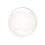 12 / 30cm Clearz Petite Cristal Naranja