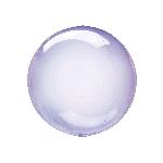 12 / 30cm Clearz Petite Cristal Morado