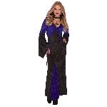 PRECIO OFERTA HALLOWEEN, DTO. NO ACUMULABLE. Vampiresa - Disfraz de Halloween 18-20