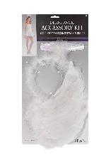 Acc. Disfraz Adulto Delux Angel Kits