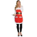 Acc. Disfraz Adulto Christmas Aprons