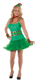 Acc. Disfraz Santa's Little Helper Kits