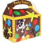 Caja Favours Party Treasure Chest