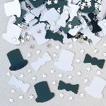 Confeti Top Hat Metallic 14g