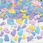 Confeti para Invitaciones/ Mesa Diseño de Piecietos