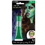Tubo de maquillaje en crema color verde - 28ml - Pintura para el rostro