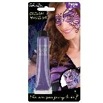 Tubo de Maquillaje en crema color violeta - 28ml - Pintura para el rostro