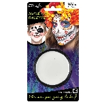 Tarro de pintura para el rostro color blanco - 14g