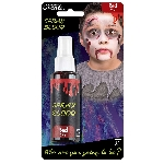 Sangre falsa en spray color rojo - 59ml