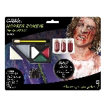 Kit de Maquillaje Zombi de horror