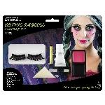 Kit de Maquillaje de Muñeca de Trapo - Maquillaje de Rostro