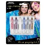 Crayones de pintura de cara - Varios colores