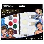 Kit de pintura para el rostro - Kit de lujo para fiesta
