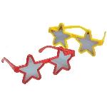 Gafas con forma de estrella