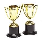 Mini Trofeos Plásticos