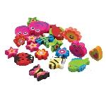 Mini gomas de borrar decorativas