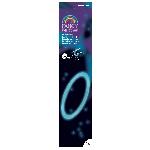 Glow Bracelet Azul 20 cm