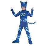 Disfraz de Gatuno PJ Masks de Deluxe - 7-8 Años