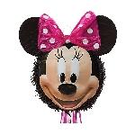 Piñata de tirar de Minnie Mouse