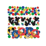 Confeti Mickey Mouse 3 Pack