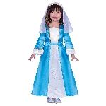 Disfraz de María - 3-4 Años