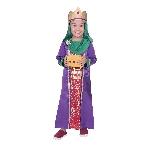 Disfraz de Rey - 3-4 años