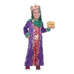 Disfraz de Rey - 5-6 Años