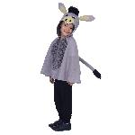 Capa de burro - 4-6 años