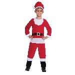 Disfraz Papá Noel - 4-6 Años