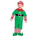 Disfraz Duende Bebé - 6-12 meses