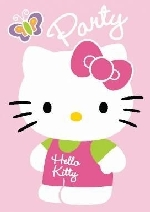 OUTLET: Invitaciones Hello Kitty