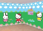 Kit Decoración Hello Kitty (OFERTA)