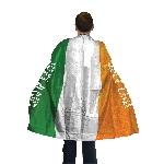 OUTLET Capa Bandera Irlandesa - Talla Única