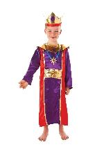 Disfraz niño King Nativity