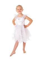 Disfraz niño Girls White Fairy