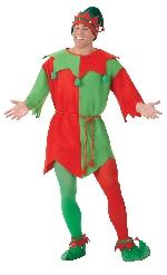Túnica de duende - Disfraz de Navidad para hombre - Adulto 101-111