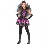 PRECIO OFERTA HALLOWEEN, DTO. NO ACUMULABLE. Disfraz Infantil Spider Fairy 8 - 10 Años