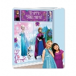 Escenificadores de Frozen Disney