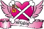 OUTLET: Invitaciones Pirata Girl