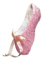 Piñata de Zapatilla de Ballet - 53cm de alto