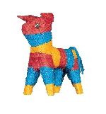Piñata de Toro - 42cm de Largo